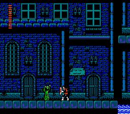 Castlevania II: Simon's Quest  © Konami 1988  (NES)   7/13