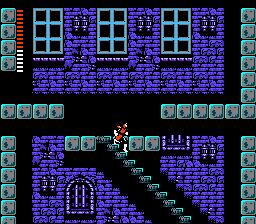 Castlevania II: Simon's Quest  © Konami 1988  (NES)   9/13