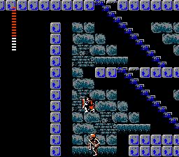 Castlevania II: Simon's Quest  © Konami 1988  (NES)   11/13