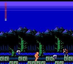Castlevania II: Simon's Quest  © Konami 1988  (NES)   12/13