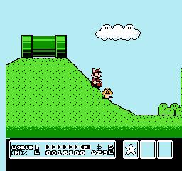 Super Mario Bros. 3 (NES)  © Nintendo 1988   4/40