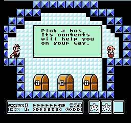 Super Mario Bros. 3 (NES)  © Nintendo 1988   6/40