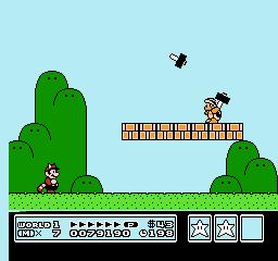Super Mario Bros. 3 (NES)  © Nintendo 1988   12/40