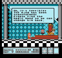 Super Mario Bros. 3 (NES)  © Nintendo 1988   14/40