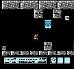 Super Mario Bros. 3 (NES)  © Nintendo 1988   20/40