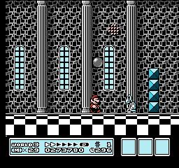 Super Mario Bros. 3 (NES)  © Nintendo 1988   34/40