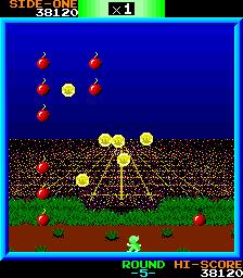Bomb Jack  © Tecmo 1984  (ARC)   4/4