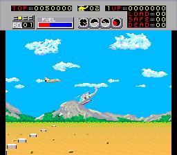 Choplifter (ARC)  © Sega 1985   2/3