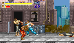 Final Fight  © Capcom 1989  (ARC)   2/4