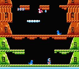 Ice Climber (NES)  © Nintendo 1985   2/5