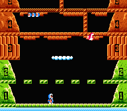 Ice Climber (NES)  © Nintendo 1985   3/5