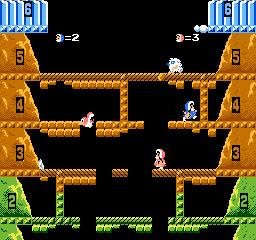 Ice Climber (NES)  © Nintendo 1985   4/5