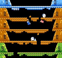 Ice Climber (NES)  © Nintendo 1985   5/5