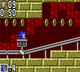 Sonic The Hedgehog 2 (GG)  © Sega 1992   2/2