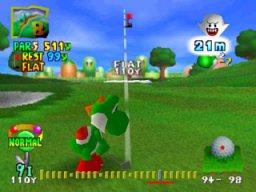 Mario Golf (N64)  © Nintendo 1999   1/1