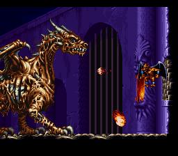 Demon's Crest (SNES)  © Capcom 1994   3/6