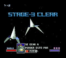 Starwing (SNES)  © Nintendo 1993   3/5