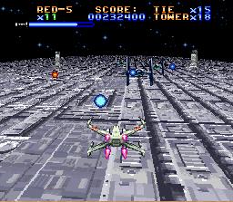 Super Star Wars (SNES)  © LucasArts 1992   3/5