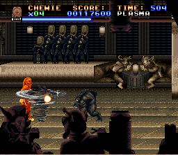 Super Star Wars (SNES)  © LucasArts 1992   5/5