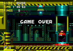 Sonic CD (MCD)  © Sega 1993   3/3