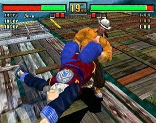 Virtua Fighter 3tb (DC)  © Sega 1998   4/4