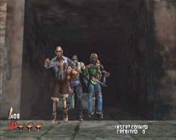 The House Of The Dead 2  © Sega 1999  (DC)   3/6