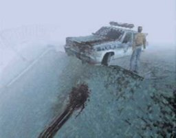 Silent Hill (PS1)  © Konami 1999   1/3