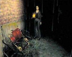 Silent Hill (PS1)  © Konami 1999   3/3