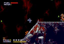 Sub-Terrania (SMD)  © Sega 1994   2/4