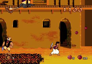 Aladdin (SMD)  © Virgin 1993   4/4