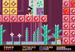 Castle Of Illusion (SMD)  © Sega 1990   3/3