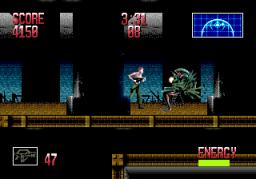 Alien 3 (SMD)  © Arena 1993   3/5