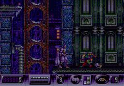 Batman Returns (1992 Sega) (SMD)  © Sega 1992   3/4