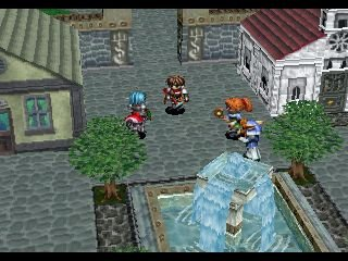 Shining Force III (SS)   © Sega 1997    15/20