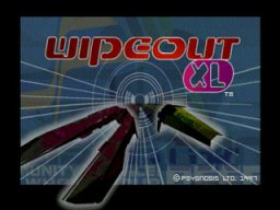 Wipeout 2097 (SS)   © Psygnosis 1997    1/4