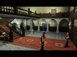 Resident Evil (SS)  © Capcom 1997   3/11