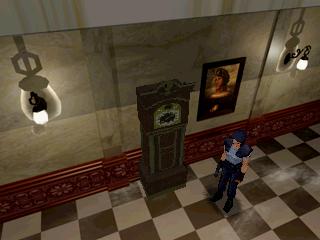 Resident Evil (SS)  © Capcom 1997   5/11