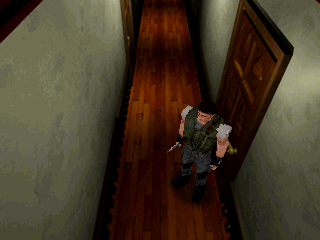 Resident Evil (SS)  © Capcom 1997   9/11