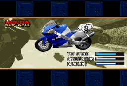 Manx TT SuperBike (SS)  © Sega 1997   2/6