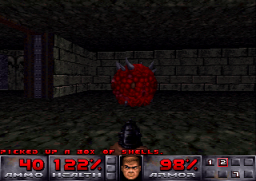 Doom (SS)  © Midway 1997   2/3