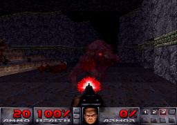 Doom (SS)  © Midway 1997   3/3