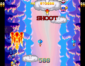 Detana TwinBee Yahho! Deluxe Pack (SS)  © Konami 1995   4/6