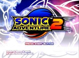 Sonic Adventure 2 (DC)  © Sega 2001   1/14