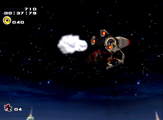 Sonic Adventure 2 (DC)  © Sega 2001   6/14