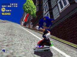 Sonic Adventure 2 (DC)  © Sega 2001   3/14