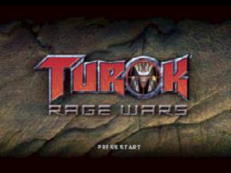Turok: Rage Wars (N64)  © Acclaim 1999   1/3