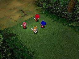 Sonic Shuffle (DC)  © Sega 2000   2/4