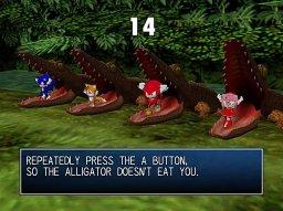Sonic Shuffle (DC)  © Sega 2000   3/4