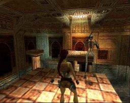 Tomb Raider: The Last Revelation (DC)  © Eidos 1999   1/2