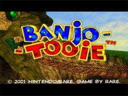 Banjo-Tooie (N64)  © Nintendo 2000   1/3